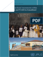 Reports-Sector Studies-Somaliland - Sector Functional Assessment - FINAL TECHNICAL MASTER - Geopolicity - April 19 2012 - Reduced Size