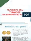 Tiroides Biomagnetismo Holístico