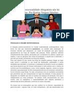 Sem Heterossexualidade Obrigatória Não Há Capitalismo - Patricia Karina Vergara