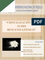 Informe Final de Cristalizacion