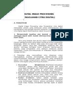 Resume Digital Image Processing