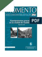 ASIES 03. Asentamientos Munic Guatemala. Parte 1