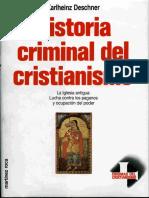 Historia Criminal del Cristianismo V