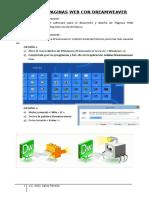 Diseño de Paginas Web Con Dreamweaver