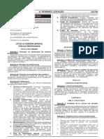 Ley de La Carrera Especial Publica Penitenciaria Ley n 29709 654554 1