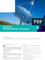 DELWP Climate Change Framework