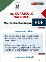 1ppt Para La Ponencia Del Curriculo