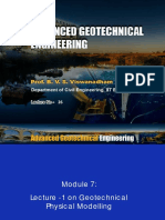 L26 Advanced Geotechnical Enginneering
