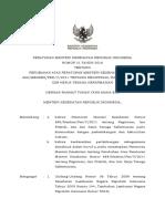 Permenkes 31-2016 Perubahan Permenkes 889-2011 Registrasi, Izin Praktik Dan Izin Tenaga Kerja Kefarmasian