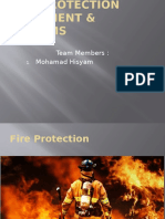 Fire Protection Equipment And System