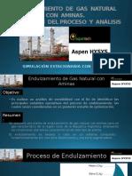 Endulzamiento de Gas Natural Con Aminas (1)
