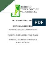 Economc3ada 5 6 2 Juegos Competitivos
