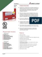 Control Panel Datasheet