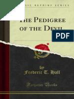 The Pedigree of the Devil