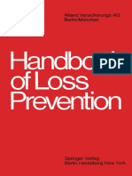 Handbook of Loss Prevention