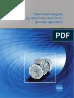 VEM Permanent Magnet Motors