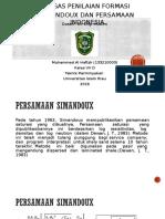 Muhammad Al Hafizh Persamaan Simandeoux Dan Indonesia