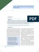 Diagnosticul si Tratamentul premolarilor maxilari cu 3 radacini