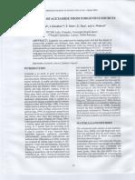 Acetamide From Urea Fertiliser