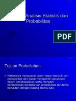 SI-2102 Analisis Statistik Dan Probabilitas_K01