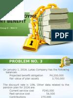 Postemployment Benefit Report