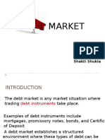 Stock Market Training- Debt Market