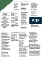 Poesía para recitar (4.º ESO)