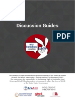 Discussion Guides