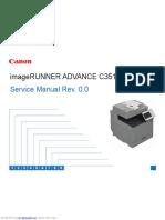 Imagerunner Advance c350 Series