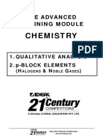 Qualitative Analysis and Pblock Compounds
