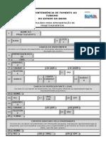 Formulario de Apresentacao de Projetos Para Eventos Superintendencia Versao 2015 (1)