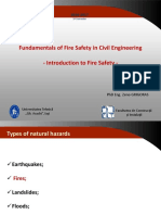 2 Introduction in Fire Safety
