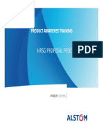 5- HRSG Proposal Process