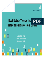 Real Estate Investment Trust Funds