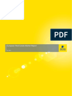 European Real Estate Market Report