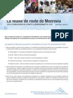 Monrovia Roadmap FR