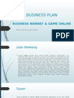Makalah Bisnis Plan
