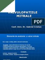 Valvulopatiile Mitrale Si Aortice