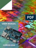 Odroid Xu4 User Manual