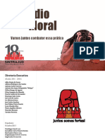 Cartilha Assedio Moral 2013