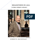 The Readiness is All the Ted Stern Story