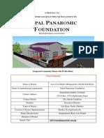 Concept Note Nepal Panaromic