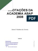 Apostila Academia 2008 Abap