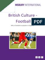British Culture Football