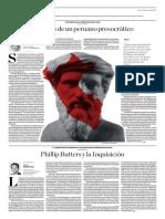 100 Años de Un Peruano Presocrático