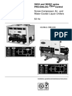 Chiller Manual Pro Dialog