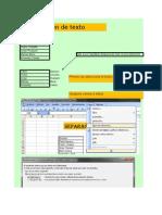 Separar El Texto en Excel Version Papo