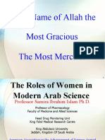 2. Islam the Roles of Women in Modern Arab Science-Powerpoint