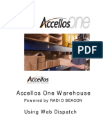 Accellos - Guide - WebDispatch_Manual