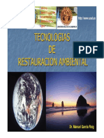 Remediacion y Restauracion Ambiental
